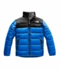 The North Face Boys Reversible Mt Chimbo Jacket Turkish Sea