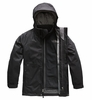 The North Face Boys Vortex Triclimate Jacket TNF Black/ Graphite Grey