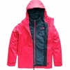 The North Face Girls Mt View Triclimate Jacket Atomic Pink (Close Out)