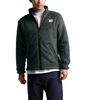 The North Face Mens Campshire Full Zip Asphalt Grey/New Taupe Green