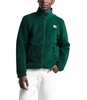 The North Face Mens Campshire Full Zip Night Green (Close Out)