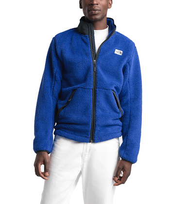 The North Face Mens Campshire Full Zip TNF Blue/Urban Navy (Close Out)