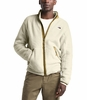 The North Face Mens Campshire Full Zip Vintage White/British Khaki