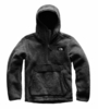 The North Face Mens Campshire Pullover Hoodie Asphalt Grey