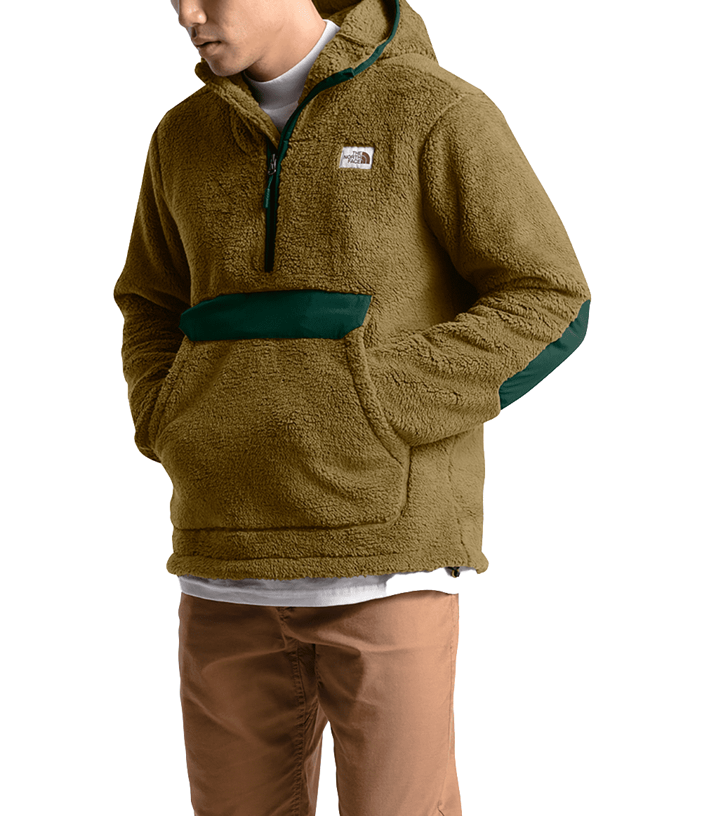 The North Face M CAMPSHIRE PULLOVER HOODIE, British Khaki