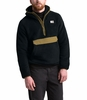 The North Face Mens Campshire Pullover Hoodie TNF Black/British Khaki