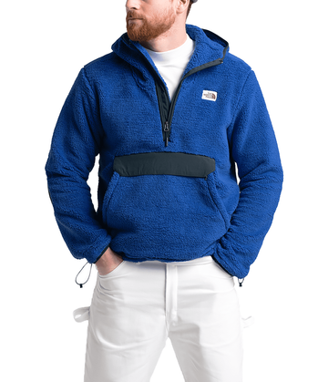 The North Face Mens Campshire Pullover Hoodie TNF Blue/Urban Navy (Close Out)
