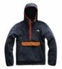 The North Face Mens Campshire Pullover Hoodie Urban Navy/ Caramel Cafe