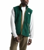 The North Face Mens Campshire Vest Night Green/British Khaki (Close Out)