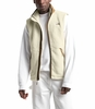 The North Face Mens Campshire Vest Vintage White/British Khaki (Close Out)
