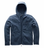 The North Face Mens Gordon Lyons Hoodie Shady Blue Heather