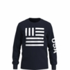 The North Face Mens L/S IC Tee Aviator Navy