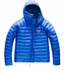 The North Face Mens Morph Hoodie Turkish Sea (Close Out)