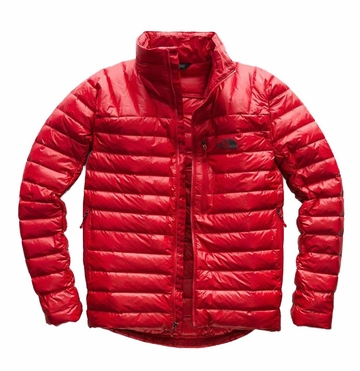 The North Face Mens Morph Jacket Rage Red (Close Out)