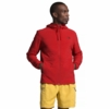 The North Face Mens Mountain Sweatshirt Hoodie 3.0 Pompeian Red (Close Out)