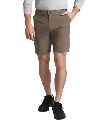 The North Face Mens Paramount Active Short Weimaraner Brown   (close out)