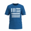The North Face Mens S/S IC Tee 1 Hero Blue
