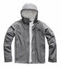 The North Face Mens Venture 2 Jacket Mid Grey Ripstop Heather/ Asphalt Grey