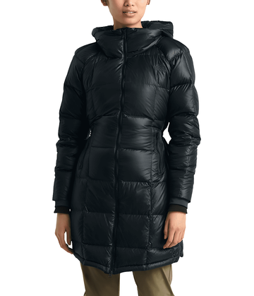 The North Face Womens Acropolis Parka TNF Black (Close Out)