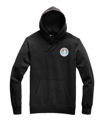 The North Face Womens Antarctica Collectors Pullover Hoodie TNF Black (Close Out)