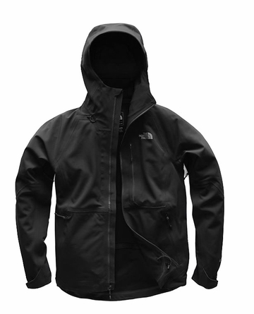 The North Face Womens Apex Flex GTX Jacket 2.0 TNF Black (Close Out)