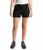 "The North Face Womens Aphrodite 2.0 4"" Inseam Short TNF Black"