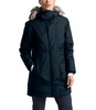 The North Face Womens Downtown Parka Urban Navy