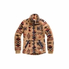 The North Face Womens Campshire Full Zip Jacket Cedar Brown California Geo Print