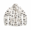The North Face Womens Campshire Full Zip Jacket Vintage White California Geo Print