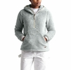 The North Face Womens Campshire Pullover Hoodie 2.0 Meld Grey/Dove Grey (Close Out)