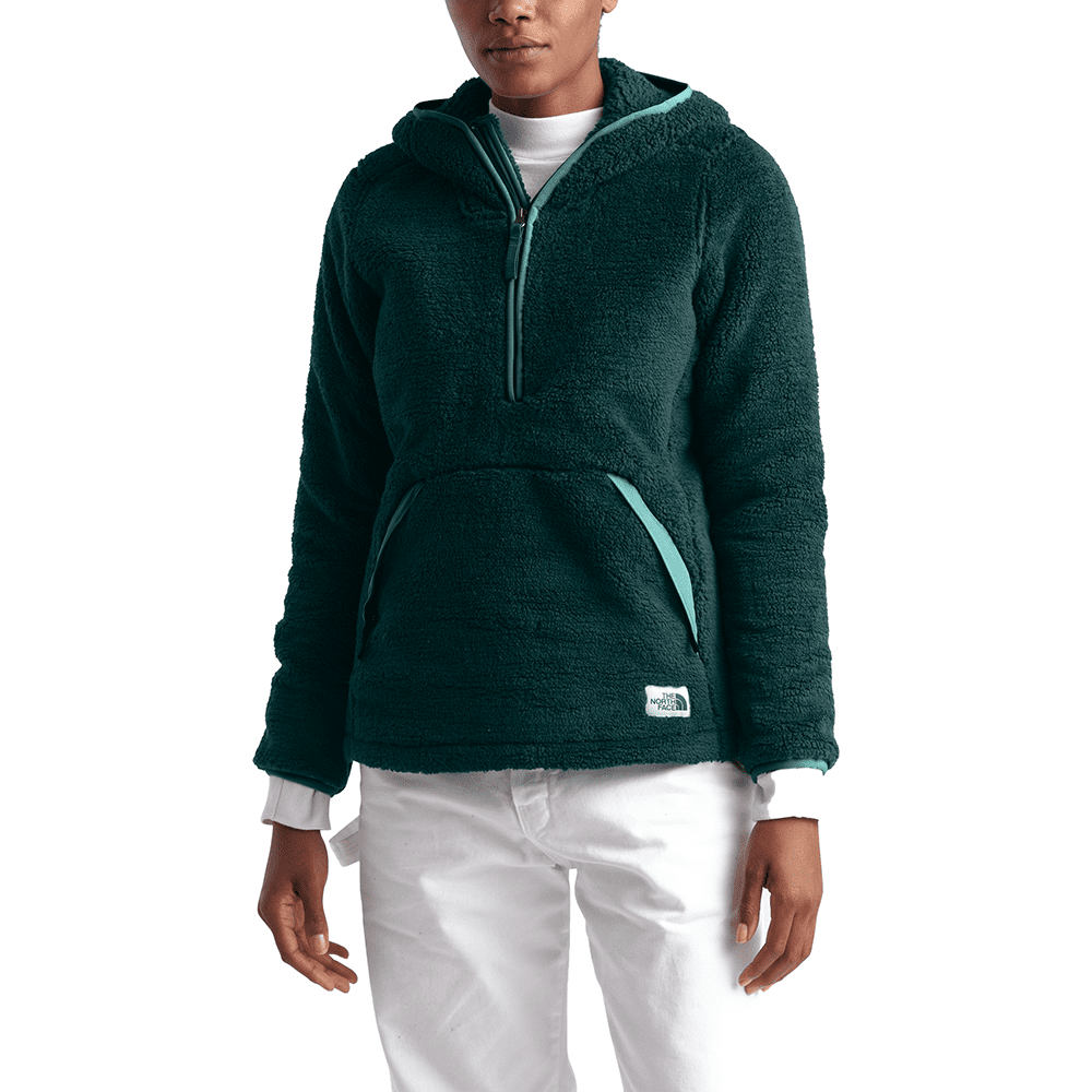 The North Face Womens Campshire Pullover Hoodie 2 0 Ponderosa Green Trellis Green Close Out