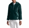 The North Face Womens Campshire Pullover Hoodie 2.0 Ponderosa Green/Trellis Green (Close Out)