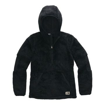 The North Face Womens Campshire Pullover Hoodie 2.0 TNF Black (Close Out)