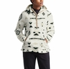 The North Face Womens Campshire Pullover Hoodie 2.0 Vintage White California Geo Print