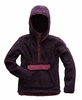 The North Face Womens Campshire Pullover Hoodie Galaxy Purple   (close out)