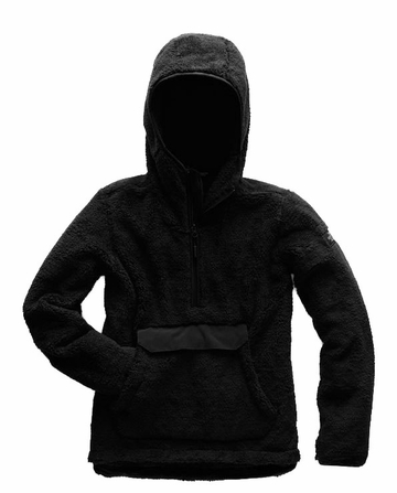 The North Face Womens Campshire Pullover Hoodie TNF Black  (close out)
