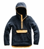 The North Face Womens Campshire Pullover Hoodie Urban Navy/ Citrine Yellow