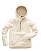 The North Face Womens Campshire Pullover Hoodie Vintage White/ Peyote Beige