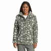 The North Face Womens Campshire Pullover Hoody 2.0 Agave Green Sun Print
