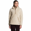 The North Face Womens Campshire Pullover Hoody 2.0 Bleached Sand/ Hawthorne Khaki