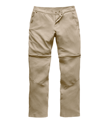 The North Face Womens Convertible Pant Dune Beige (Close Out)