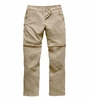 The North Face Womens Convertible Pant Dune Beige