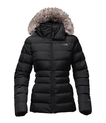 The North Face Womens Gotham Jacket II TNF Black (close out)