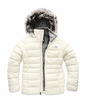 The North Face Womens Gotham Jacket II Vintage White