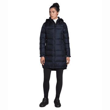 The North Face Womens Metropolis Parka III Aviator Navy (Close Out)
