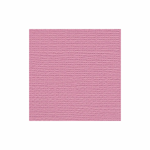 "Bazzill - 12""x12"" Cardstock -  Vintage Pink"