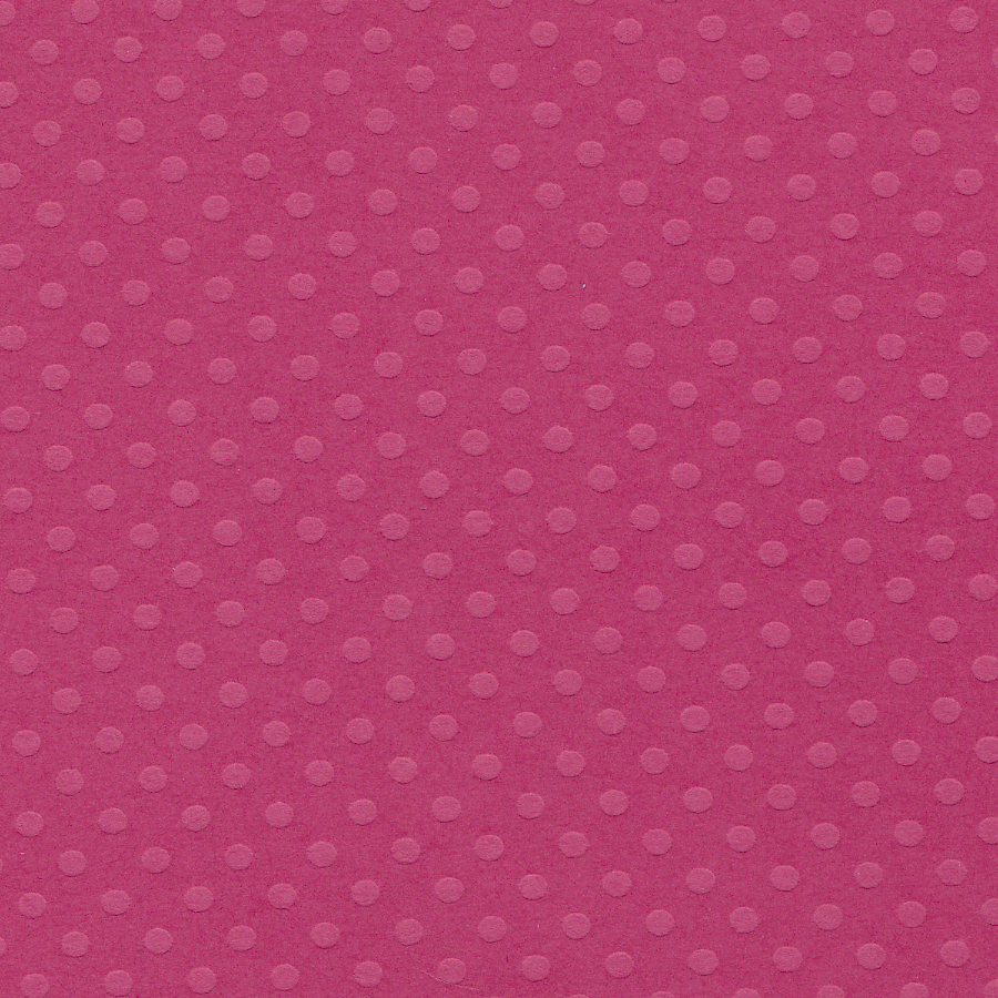 "Bazzill Basics - 12""x12"" Dotted Swiss Cardstock - Pirouette"