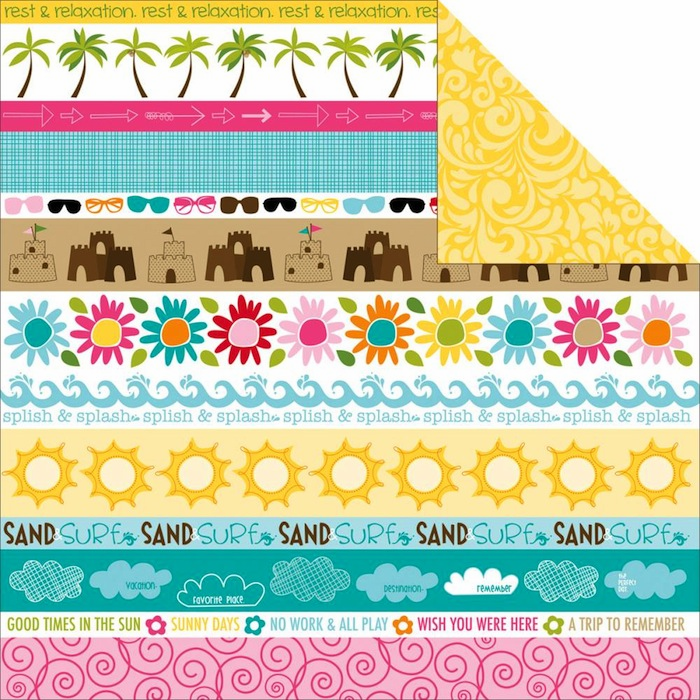 Bella Blvd - Sand & Surf - Borders