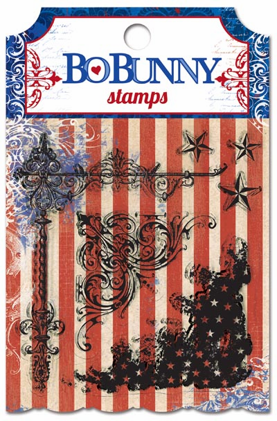 Bo Bunny - Anthem - Clear Stamps (E)