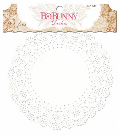Bo Bunny - Doilies Medium